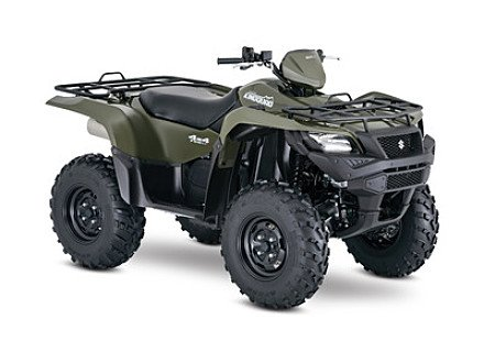 2018 Suzuki KingQuad 750 for sale 200596166